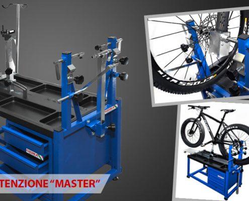 banco manutenzione biciclette cibrone
