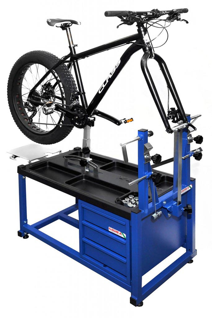 "4 Wheel Electric Bike >> Maintenance bench ""master"" - Maintenance bench for all ..."