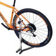 cavalletto bicicletta forcella posteriore 3