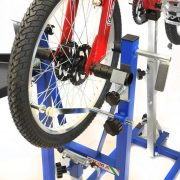 cavalletto manutenzione bicicletta richiudibile team gioma 2