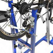 cavalletto manutenzione bicicletta richiudibile team gioma 3