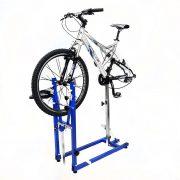 cavalletto manutenzione bicicletta richiudibile team gioma 8