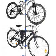 espositore biciclette regolabile 2 posti 4