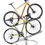 espositore inclinabile biciclette 2 posti 2