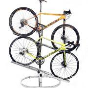 espositore inclinabile biciclette 2 posti 3