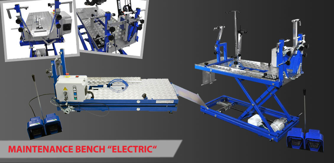 maintenance-bench-electric